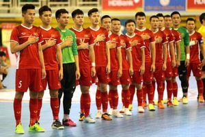 Đội tuyển futsal Việt Nam sang Tây Ban Nha tập huấn để săn vé World Cup