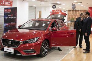 Trung Quốc lắp ôtô tại ASEAN để miễn thuế và bán tại Việt Nam
