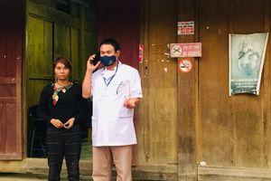 Thông tin mới nhất về lao động nữ từ Trung Quốc về Kỳ Sơn nghỉ Tết có biểu hiện sốt, ho