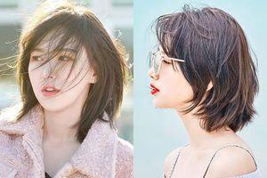 Tóc tỉa đuôi tôm - mốt tóc Nhật xinh xắn đáng thử nhất năm