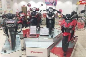 Bảng giá xe máy Honda tháng 2/2020: Biến động lớn tại đại lý