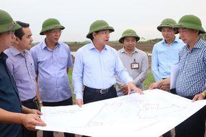 Trung tâm công nghiệp, dịch vụ, cảng biển Quảng Yên