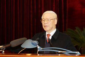 Bộ Chính trị gặp mặt các nguyên lãnh đạo cấp cao Đảng và Nhà nước