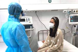 Nữ bệnh nhân ở Thanh Hóa dương tính với Corona được xuất viện