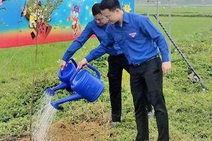 'Tết trồng cây' xuân Canh Tý 2020