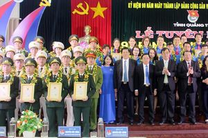 Quảng Trị tuyên dương 90 đảng viên trẻ tiêu biểu
