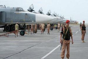 Khủng bố 'cả gan' tấn công căn cứ quân sự Nga tại Syria
