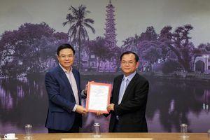 PVN trao quyết định bổ nhiệm lãnh đạo Ban Công nghiệp Khí và Lọc hóa dầu