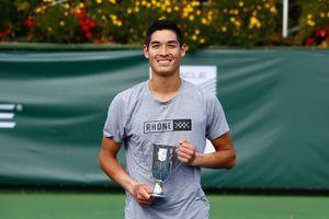 Thái Sơn Kwiatkowski vô địch Giải ATP Challenger Tour
