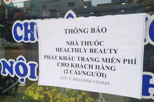 Thành phố Hồ Chí Minh: Thị trường khẩu trang hạ nhiệt, sẵn sàng triển khai bệnh viện dã chiến