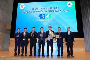 Bamboo Airways hỗ trợ di chuyển bằng máy bay cho 26 CLB chuyên nghiệp Việt Nam