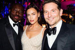 Irina Shayk lần đầu chụp ảnh với Bradley Cooper sau chia tay