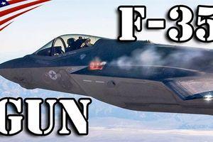 F-35 bị nứt thân vì bắn pháo 25mm