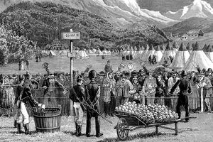 Lịch sử biện pháp cách ly tránh để dịch bệnh lây lan