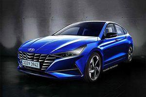 Hyundai Elantra 2021 lộ thiết kế tuyệt đẹp, giá rẻ 'đấu' Mazda 3, Kia Cerato, Honda Civic