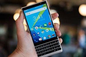 Điện thoại BlackBerry chạy Android sẽ bị 'khai tử' vào tháng 8/2020