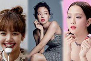 Bộ ba nữ idol 9x nhóm BlackPink đẹp tựa nữ thần