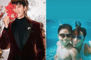 Nhân ngày Trần Khôn sinh nhật 44 tuổi, con trai gửi lời chúc mừng sinh nhật kèm hình ảnh hai cha con thân thiết