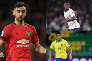 Top 10 cầu thủ đắt giá nhất kỳ chuyển nhượng tháng 1/2020