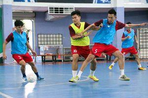 AFC tạm hoãn tổ chức vòng chung kết Futsal châu Á 2020