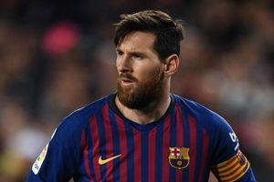 Messi nổi giận vì bị Barca lừa gạt trong vụ Griezmann