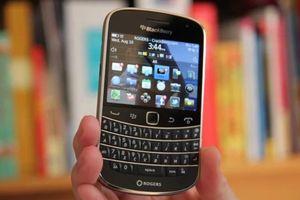 Tạm biệt BlackBerry