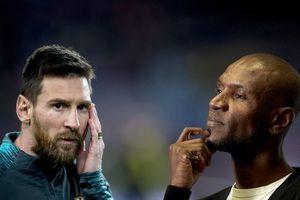 Truyền thông thế giới ngập tràn tin về mâu thuẫn Messi và Abidal