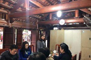 Bộ VHTTDL kiểm tra việc dừng, giảm quy mô lễ hội tại các địa phương: Nam Định, Thái Bình, Lạng Sơn dừng tổ chức lễ hội