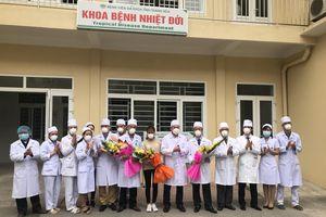 Bệnh viện tuyến tỉnh hoàn toàn có thể chữa khỏi nCoV