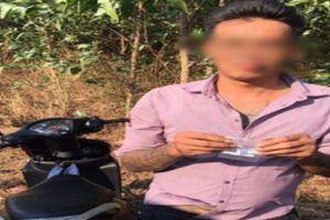 Đồng Nai: Bắt kẻ giấu ma túy trong người