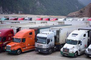 Hơn 200 ô tô chở hoa quả ùn ứ ở cửa khẩu Lạng Sơn vì dịch corona