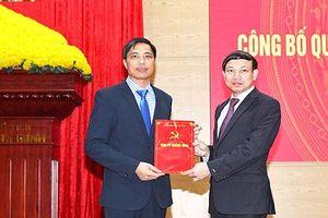 Điều động Chủ nhiệm UBKT Tỉnh ủy Quảng Ninh làm Bí thư Thành ủy Hạ Long