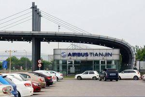 Airbus đóng cửa nhà máy ở Trung Quốc do lo ngại virus corona