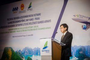 Cục Hàng không Việt Nam cấp phép cho Bamboo Airways bay thẳng Hà Nội – Praha