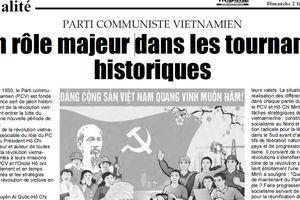 Báo chí châu Phi ca ngợi vai trò lãnh đạo của Đảng Cộng sản Việt Nam