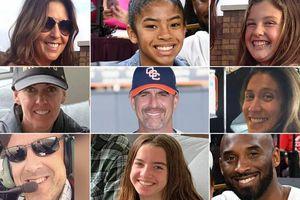 Thi thể của Kobe Bryant cùng con gái được trao trả cho gia đình