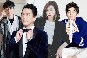 Chiều cao của các diễn viên 'Trạm kế tiếp hạnh phúc' được hé lộ: Bất ngờ nhất là Tống Uy Long