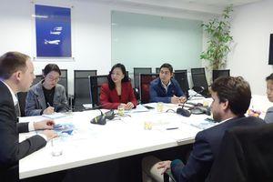 IPA Quảng Ninh gặp gỡ các tổ chức xúc tiến nước ngoài đầu xuân