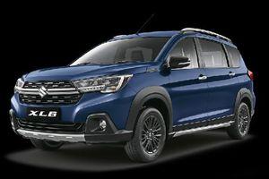 Suzuki XL7 giá rẻ có gì 'đấu' lại Mitsubishi Xpander?