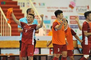 ĐT Futsal Việt Nam vẫn tập huấn TBN dù giải châu Á hoãn vì dịch corona