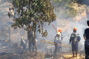 Liên tiếp xảy ra hỏa hoạn ở Đà Lạt
