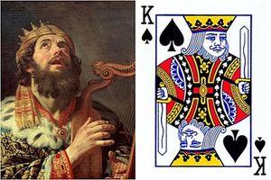 Giải mã bất ngờ về vị vua huyền thoại trên quân K bích