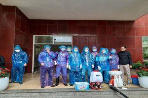Học viện Tư pháp tiếp tục lùi lịch học để phòng chống dịch bệnh nCoV đến ngày 17/2