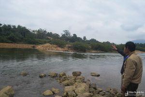 Yêu cầu doanh nghiệp Trường Linh phải trả lại dòng chảy tự nhiên cho sông Hiếu!