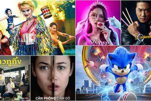 Top phim chiếu rạp hấp dẫn tháng 2/2020: nữ quái Harley Quinn đại náo