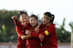 Tuyển nữ Việt Nam - Tuyển nữ Myanmar: 3 điểm cùng tấm vé đá play-off