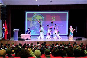 Cuba tổ chức trọng thể kỷ niệm 90 năm thành lập Đảng Cộng sản Việt Nam