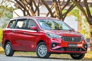 Bảng giá xe ô tô Suzuki tháng 2/2020: Suzuki Ertiga tăng giá bán