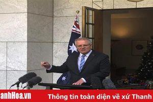 Thủ tướng Australia Morrison bổ nhiệm các bộ trưởng mới