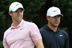 Xếp hạng golf nam thế giới (OWGR): McIlroy vượt mặt Koepka